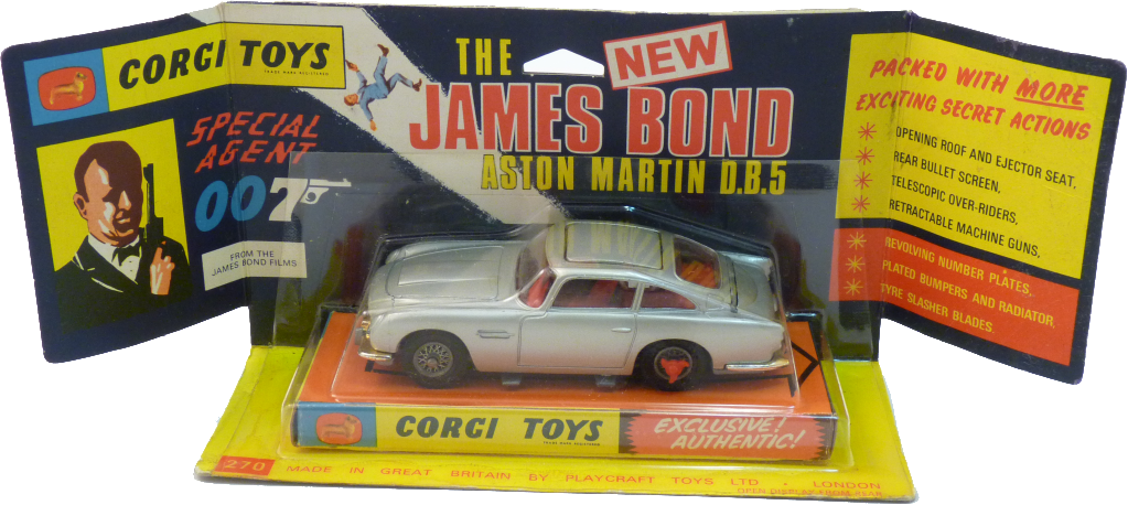 Some more of my collection (Page 1) - James Bond Memorabilia ...